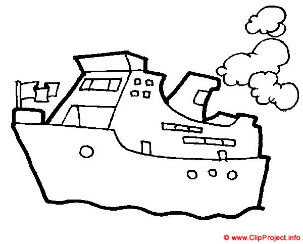 Schiff, Malbuch kostenlos runterladen, Gratis Window color ...